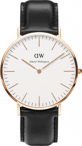Urmăriți DANIEL WELLINGTON 0107DW Sheffield